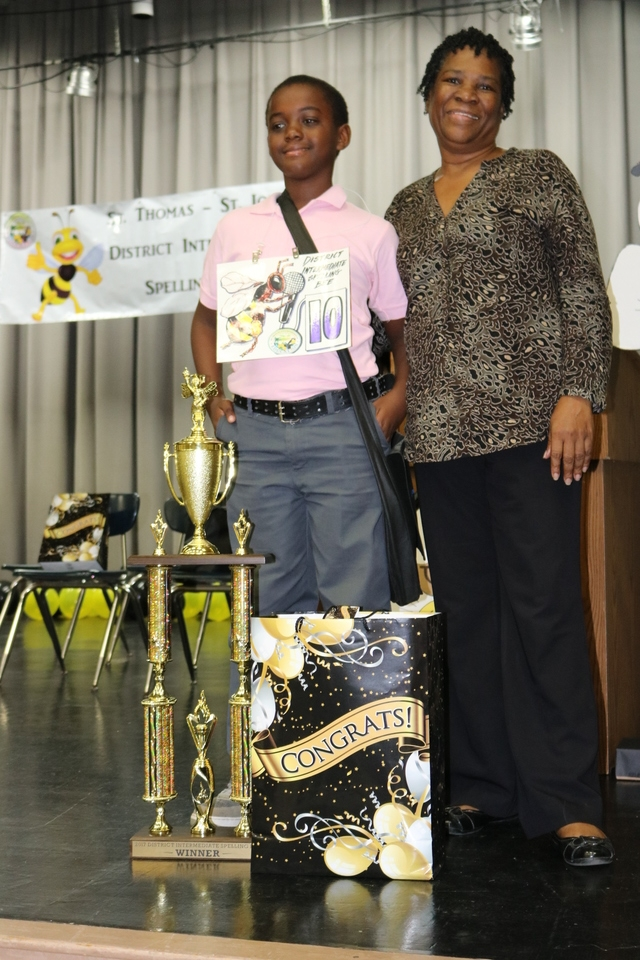 Joshua Morgan and Coach Loretta Silcott.jpg