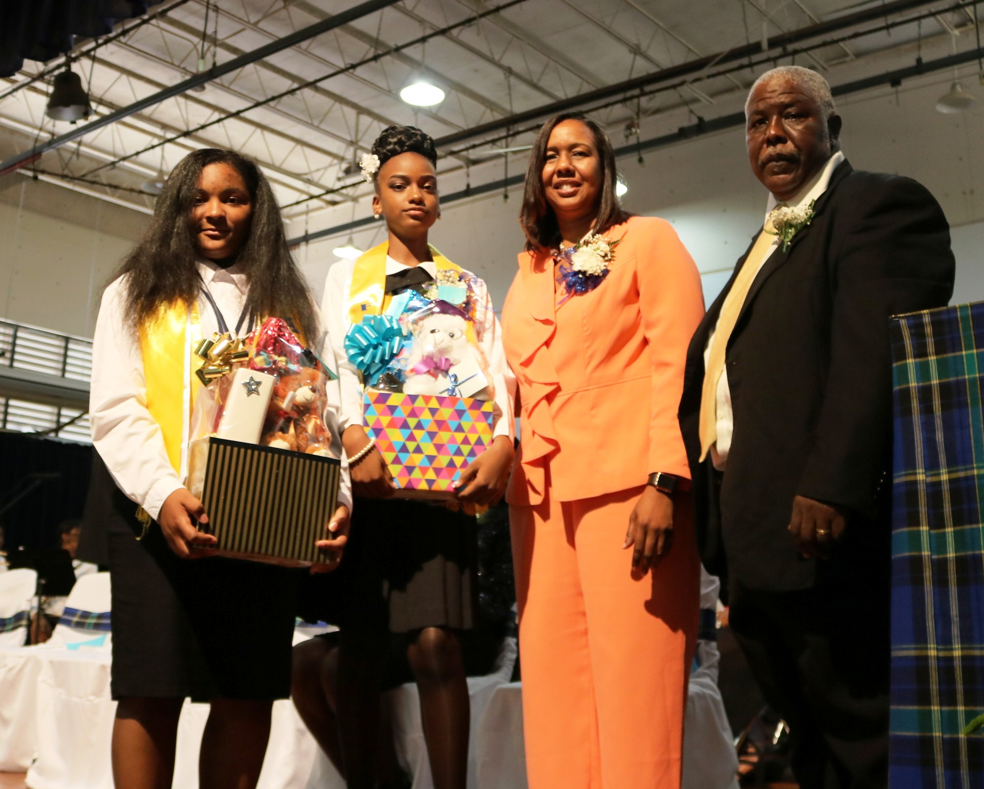 Arthur Richards' Promotees Technologically and Academically Ready for Next Level