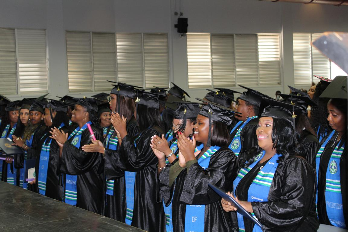 Wheatley Skills Center Prepares 56 Graduates for Life On the Job