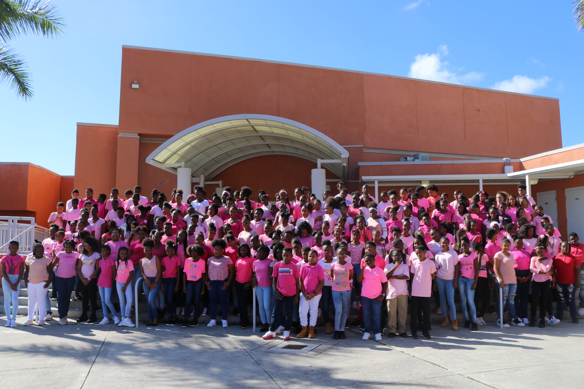 BCB students wear pink for Breast Cancer Awareness.jpeg