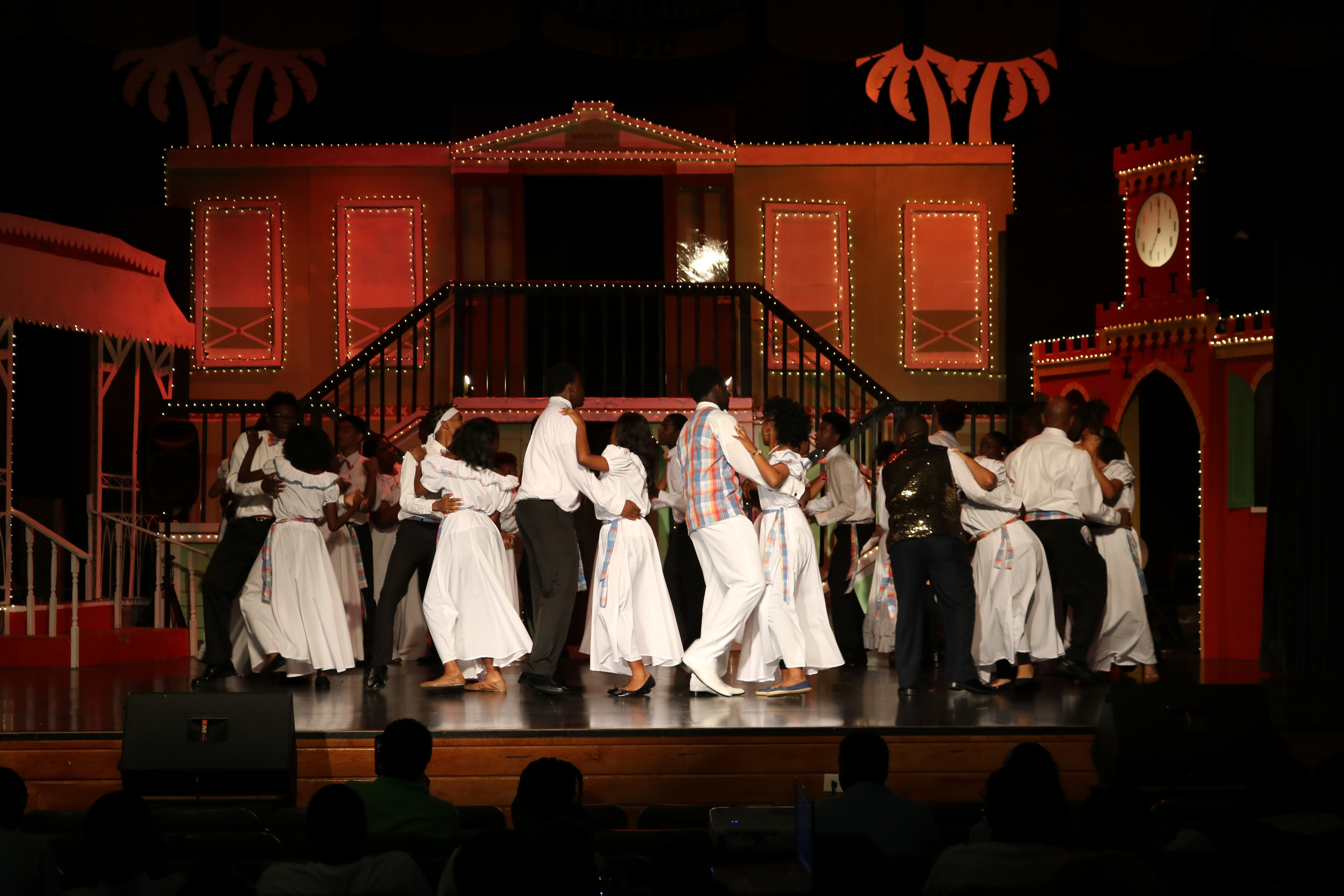 Charlotte Amalie High School Commemorates Centennial with Cultural Showcase