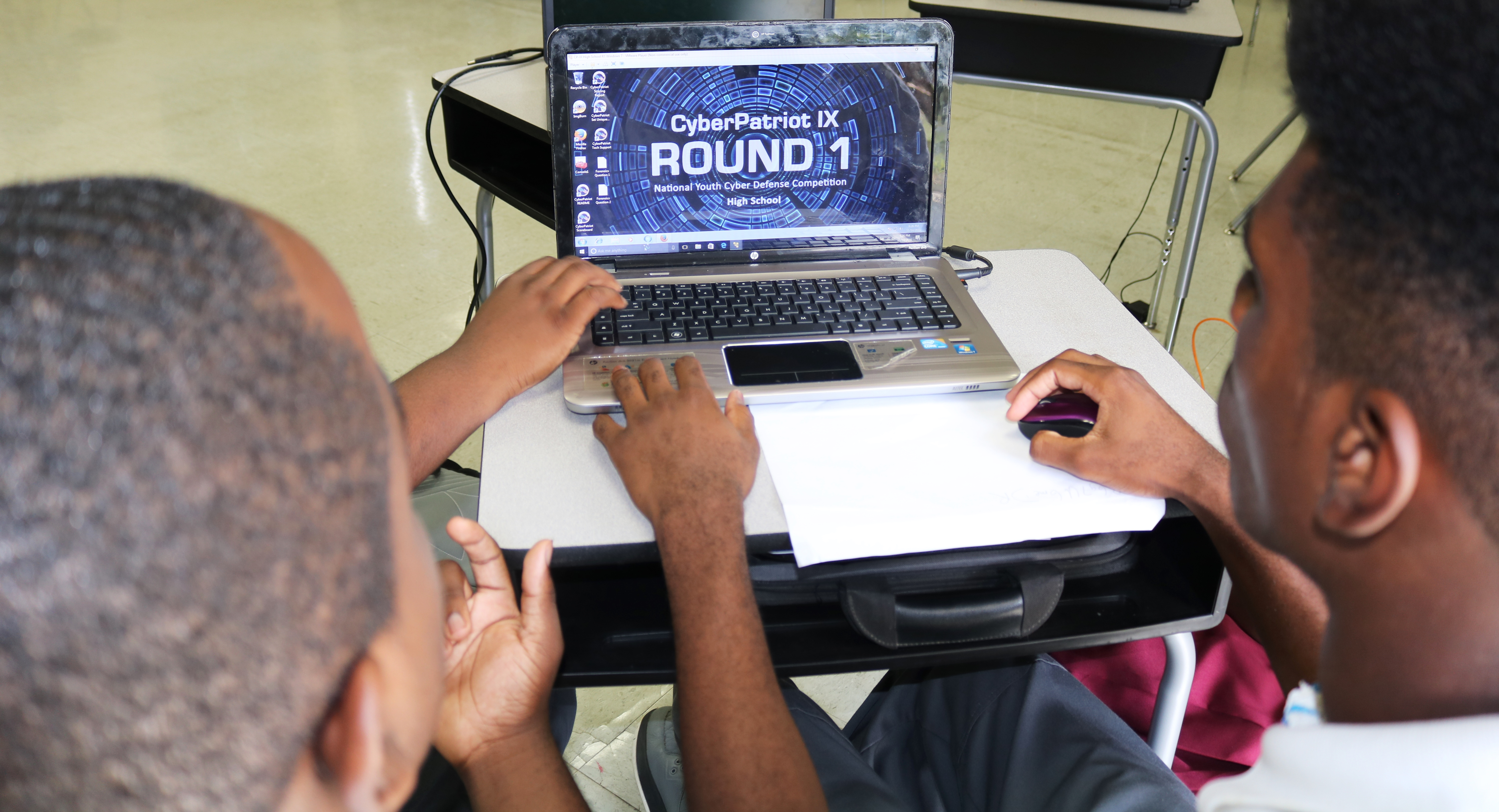 St. Croix Teams Complete Round 1 In CyberPatriot Competition
