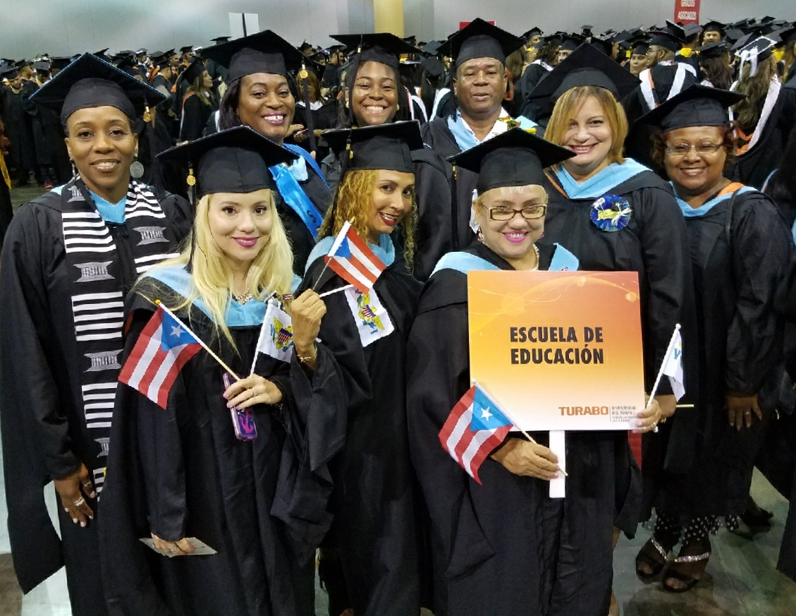 15 St. Croix Educators Receive Master's Degree with ESL Concentration