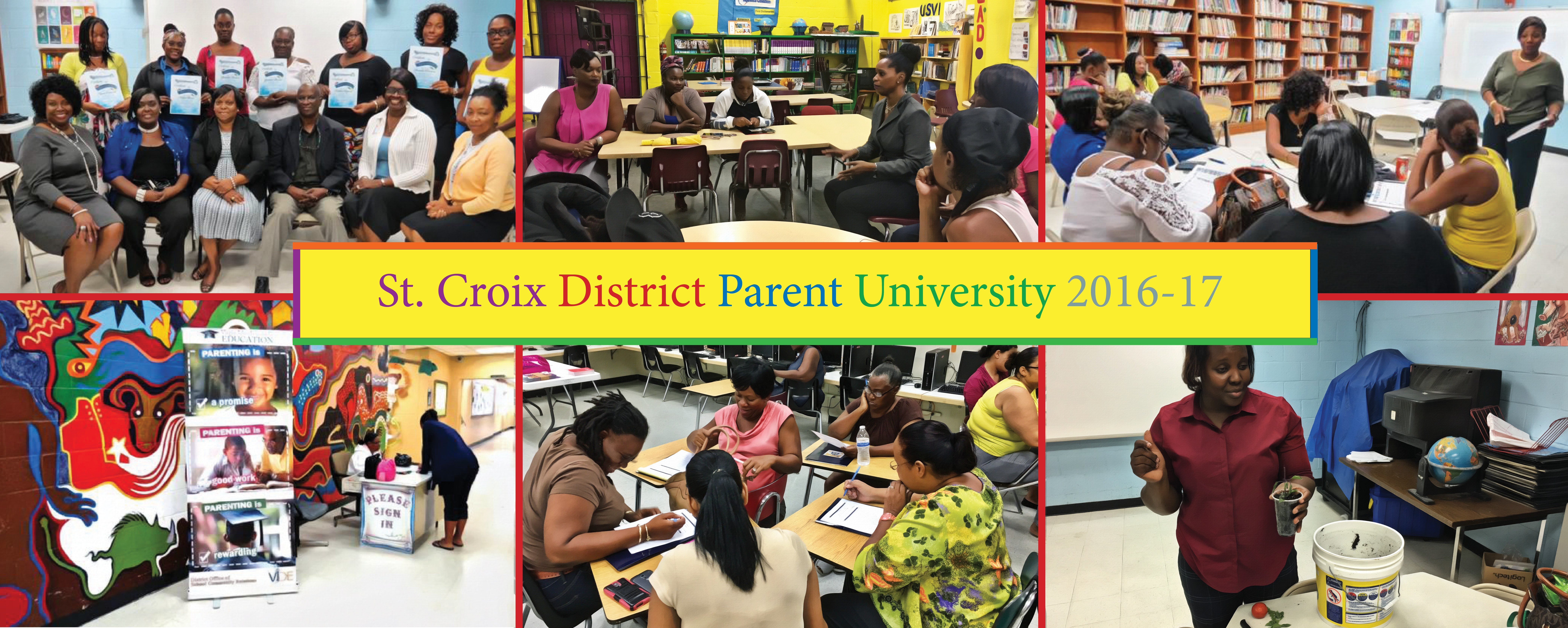 STX Parent University Encourages Greater Family Involvement