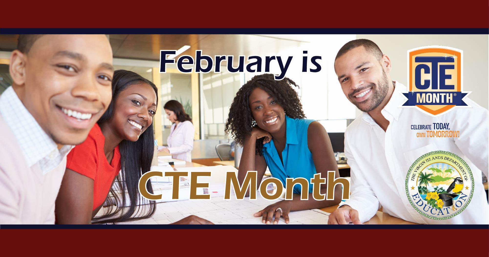 See What's Happening During CTE Month!